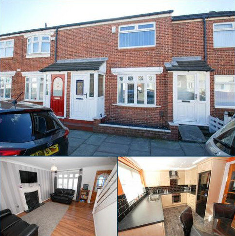 2 bedroom terraced house for sale - Coston Drive, South Shields
