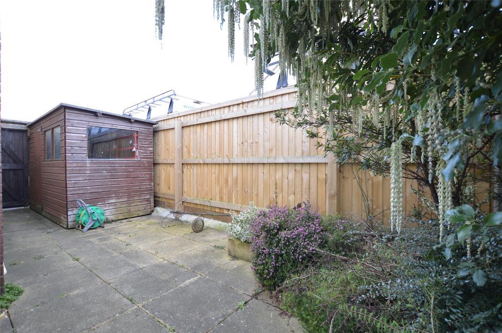 Rear / side garden