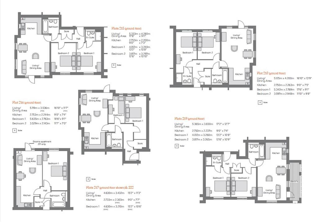 Floorplan 1 of 3: Ground Floor Floorplans