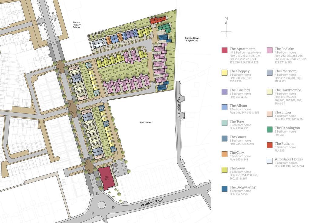 Floorplan: Mulberry Park
