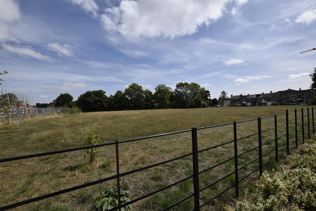 Open green space on site