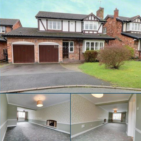 4 bedroom detached house to rent - Ascot Close,Congleton