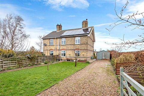 2 bedroom semi-detached house for sale - Millers Farm Cottages, Snarford, LN8