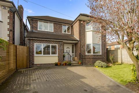 4 bedroom detached house for sale - 37 Springfield Avenue, Ecclesall, S7 2GA