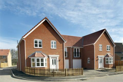 4 bedroom semi-detached house for sale - Woodlands, Townhouse Road, Old Costessey, Norwich