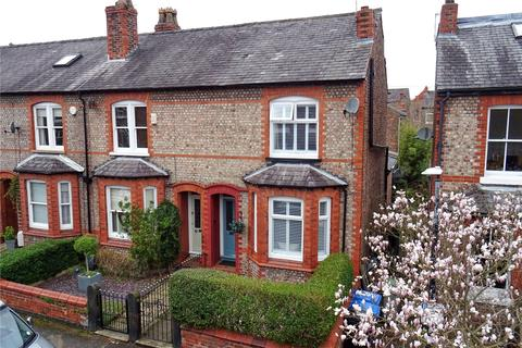 3 bedroom end of terrace house for sale - Finchley Road, Hale, Cheshire, WA15