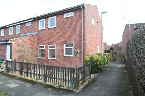 2 bedroom end of terrace house for sale - Witham Way, Aylesbury