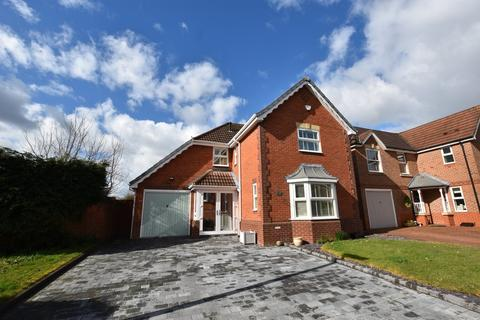 4 bedroom detached house for sale - Bufferys Close, Solihull