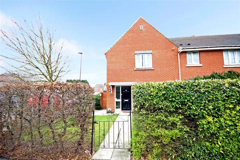 3 bedroom end of terrace house for sale - Hobbs Row, Highworth Road, Swindon, Wiltshire, SN3