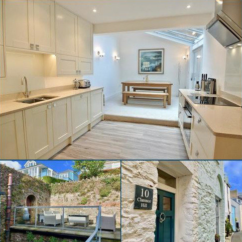 3 bedroom terraced house for sale - Clarence Hill, Dartmouth, Devon