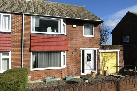 3 bedroom semi-detached house for sale - Cromwell Road, Whickham, Whickham, Newcastle upon Tyne, NE16 4TB