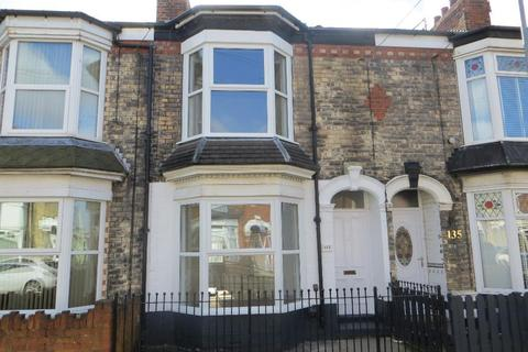 2 bedroom terraced house to rent - Newstead Street, Hull, HU5 3NF