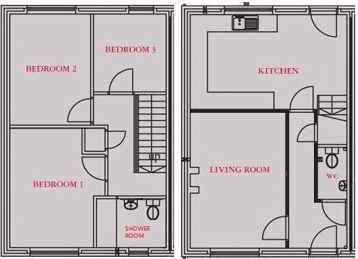 Floorplan: 6 Ackrill Close,...