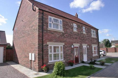 3 bedroom semi-detached house for sale - 6 Ackrill Close, Coningsby