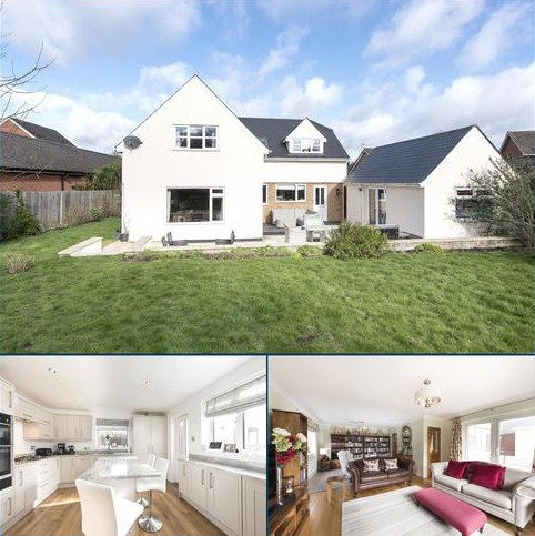 4 bedroom semi-detached house for sale - Hurst Lane, Cumnor, Oxford, OX2