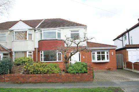 3 bedroom semi-detached house for sale - 31 St Leonard's Drive, Timperley