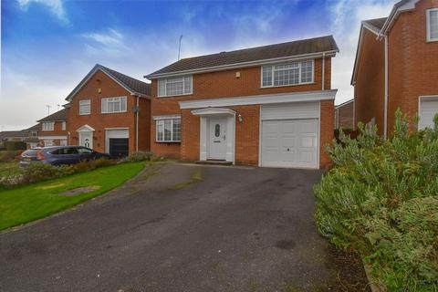 4 bedroom detached house for sale - Thames Close, Congleton