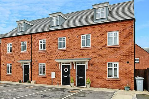 3 bedroom end of terrace house for sale - Arrowhead Close, Stapeley, Nantwich