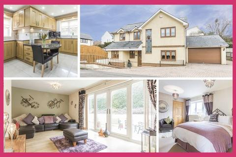 4 bedroom detached house for sale - Yew Tree Lane, Newport - REF# 00003203 - View 360 Tour at