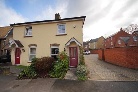 2 bedroom semi-detached house for sale - Crofton Square, Sherfield on Loddon, Hook