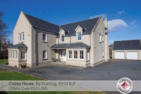 5 bedroom detached house for sale - Colzey House, By Dunbog, KY14