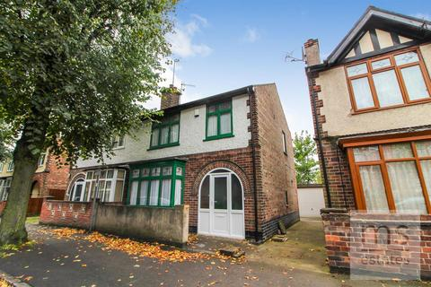 4 bedroom semi-detached house to rent - Welby Avenue, Nottingham