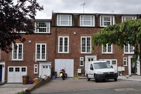 4 bedroom townhouse to rent - Newstead Way, Wimbledon Village