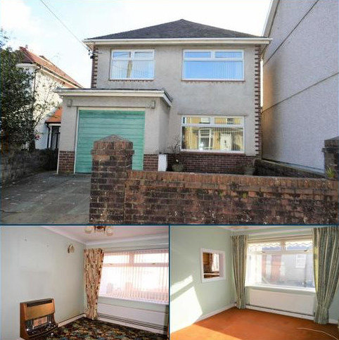 3 bedroom detached house for sale - North Road, Swansea, SA4