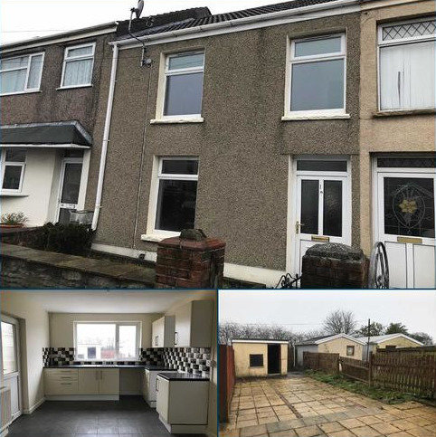 3 bedroom terraced house for sale - Mansel Road, Bonymaen, Swansea