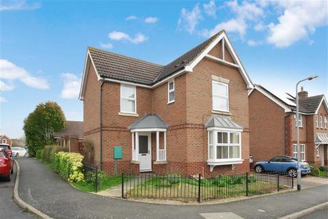 3 bedroom detached house for sale - 47, Kestrel Crescent, Brackley