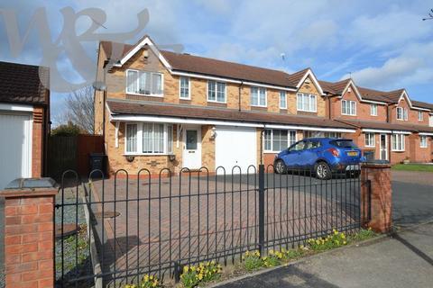 4 bedroom semi-detached house for sale - Marshbrook Road, Erdington, Birmingham