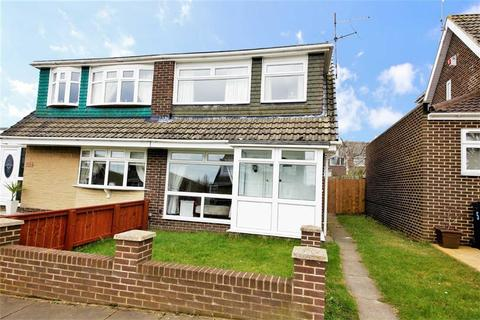 3 bedroom semi-detached house for sale - Symington Gardens, Silksworth, Sunderland, SR3