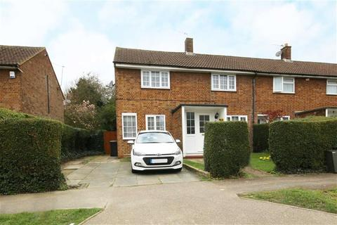 3 bedroom end of terrace house for sale - Somers Road, Welham Green, Hertfordshire