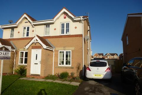 2 bedroom semi-detached house to rent - 22 Hampstead Park, Scartho Top, Grimsby
