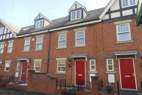 4 bedroom townhouse to rent - Mansfield Road, Chester Green