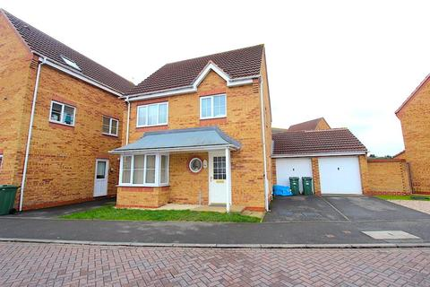 3 bedroom detached house for sale - Goodheart Way, Thorpe Astley