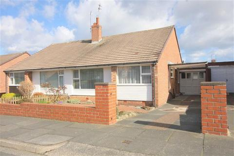 2 bedroom semi-detached bungalow for sale - Beresford Road, Marden Farm Estate, Tyne And Wear, NE30