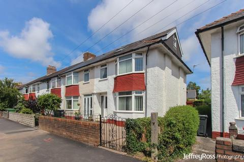 4 bedroom end of terrace house to rent - Caerphilly Road, Heath