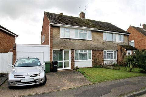 3 bedroom semi-detached house for sale - Beverley Road, Maidstone