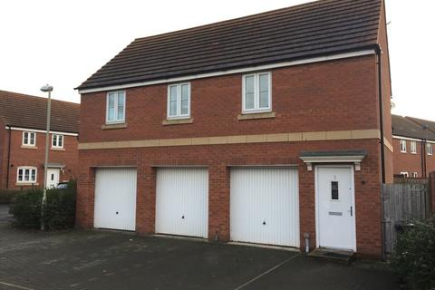 1 bedroom coach house to rent - Wharfside Close, Gloucester