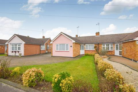 2 bedroom semi-detached bungalow for sale - Sidmouth Road, Chelmsford, CM1 6LS