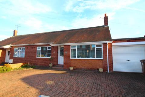 2 bedroom semi-detached bungalow for sale - West Dene Drive, North Shields