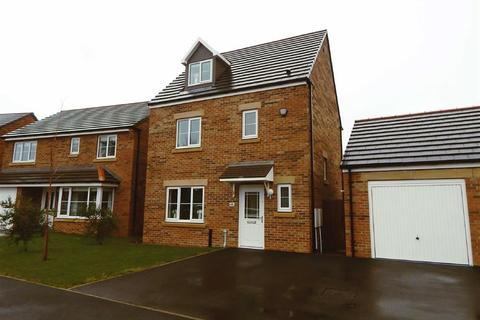 4 bedroom detached house for sale - The Risings, Parkside Meadows, Wallsend, NE28