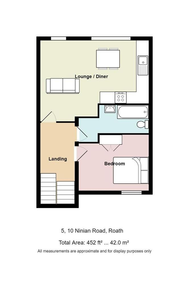 Floorplan: 5, 10 Ninian Road, Roath (2).jpg