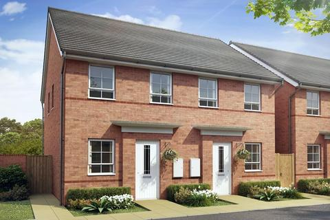 2 bedroom semi-detached house for sale - The Richmond, Alexander Gate, Off Waterloo Road,, Hanley, Stoke-On-Trent