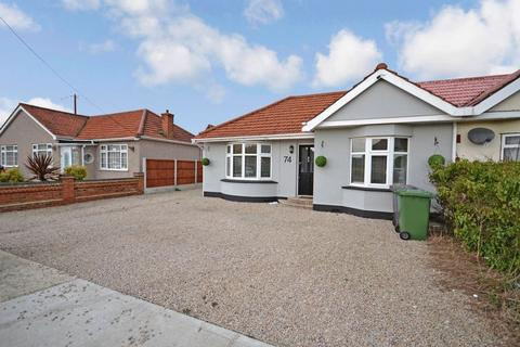 3 bedroom bungalow for sale - Central Avenue, Corringham