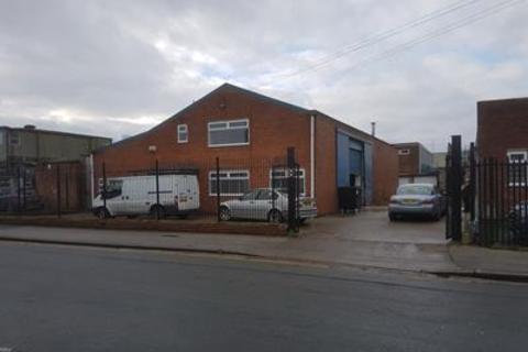 Industrial unit for sale - 8 Strickland Street, Hessle Road, Hull, East Yorkshire