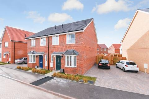 3 bedroom semi-detached house for sale - Larch Way, Red Lodge, IP28 8YA