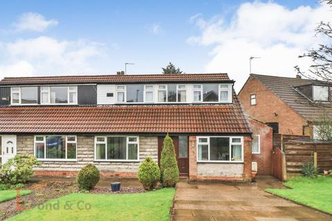 4 bedroom semi-detached house for sale - Garfield Close, Norden, Rochdale