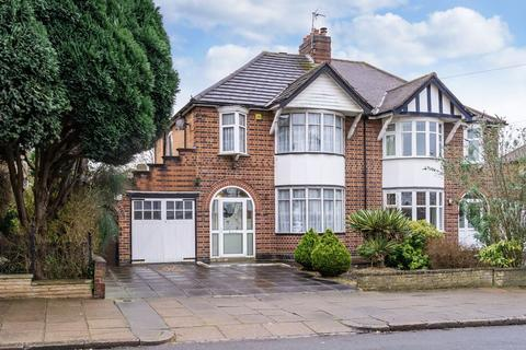 3 bedroom semi-detached house for sale - Northcote Road, Knighton, Leicester